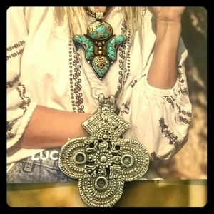 Jewelry - 2 BOHEMIAN LONG NECKLACES